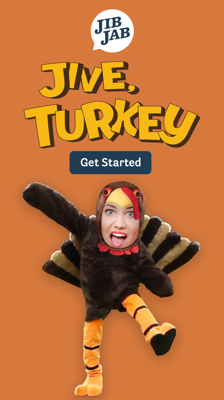 JibJab cards and videos are perfect for Thanksgiving, Christmas, and ...