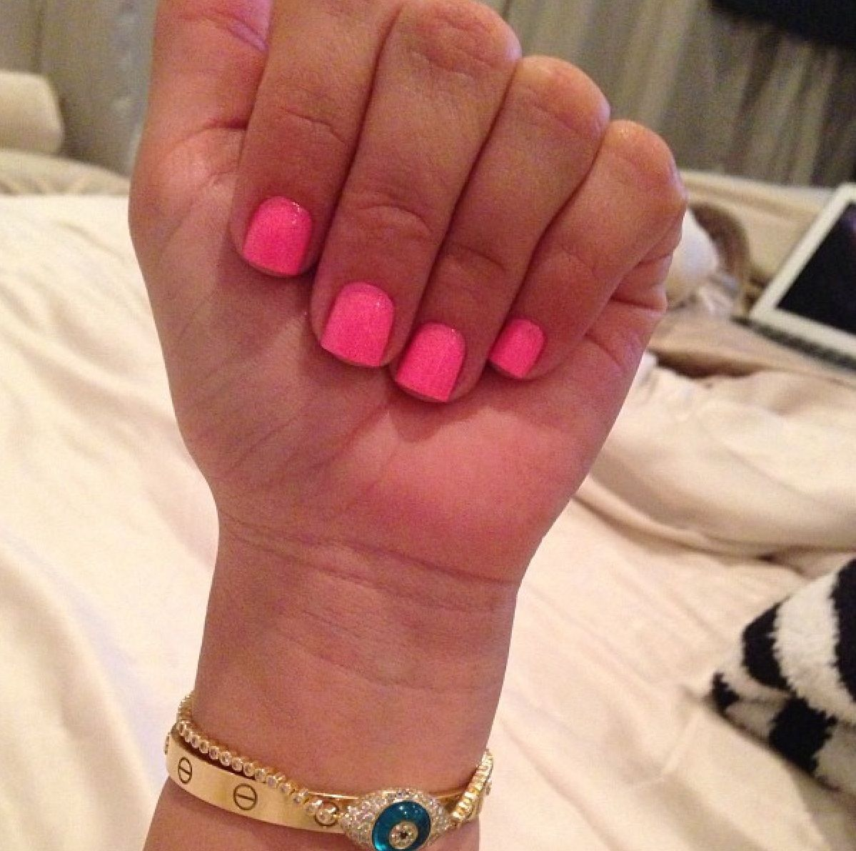 Kim Kardashian nails | Nails | Pinterest | Kardashian nails and ...
