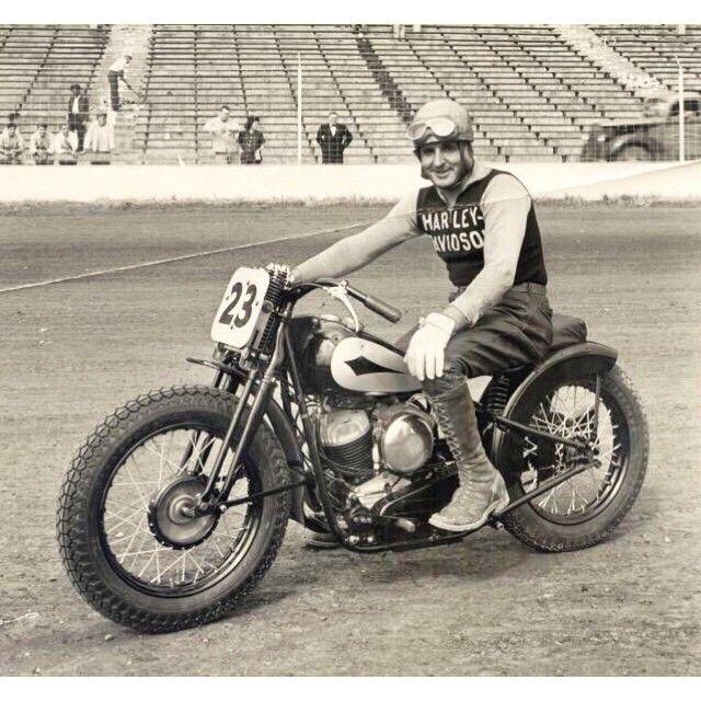 "tikitodd: "". . . #harleydavidson #harley #hd #vintage #classic #genuine #motorbike #motorcycle #ohv #flathead #knucklehead #panhead #shovelhead #sportster #custom #touring #chopper #bobber #racer #harleysofinstagram #bikestagram by..."