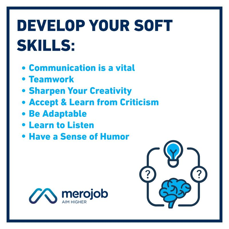 Soft skills are hard to get but with these skills you can
