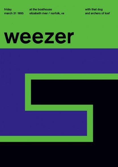 WEEZER - Mike Joyce