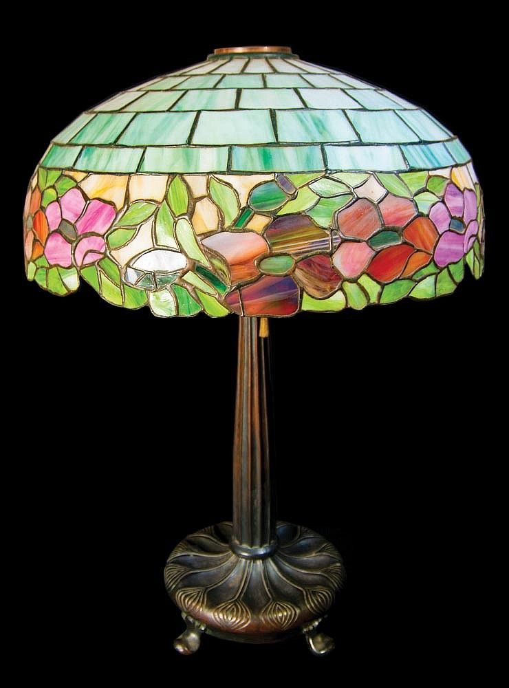 Wilkinson Leaded Glass Table Lamp Glass Table Lamp Leaded Glass Lamp