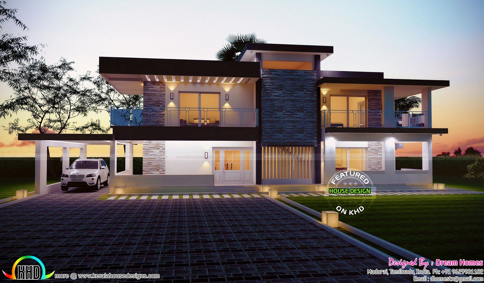 Contemporary home design | j | Pinterest | Floor plan drawing ...