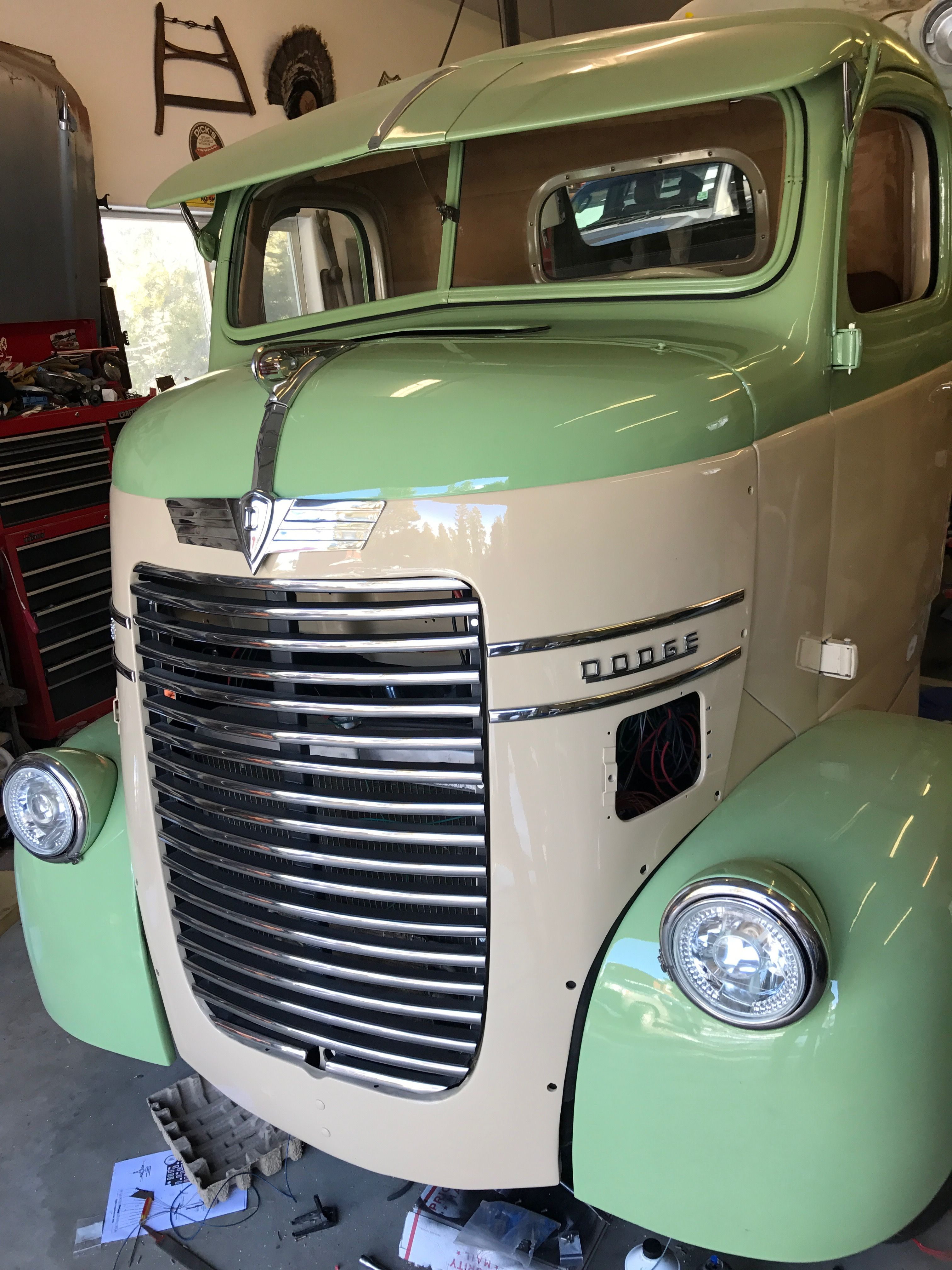 Vintage Trucks Classic Dodge Coe Re Pin Brought To You By Agents