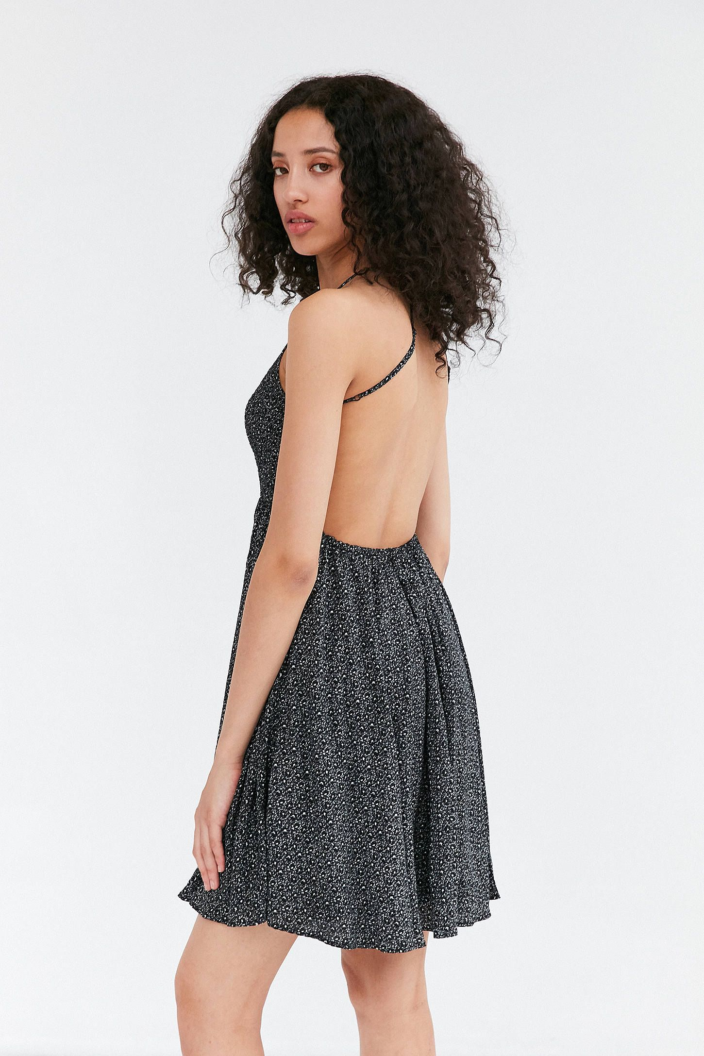 25b947e2112 Shop Kimchi Blue Verlina Smocked Bodice Mini Dress at Urban Outfitters  today. We carry all the latest styles