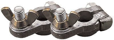 Battery Terminal - Wing Nut Style, Set