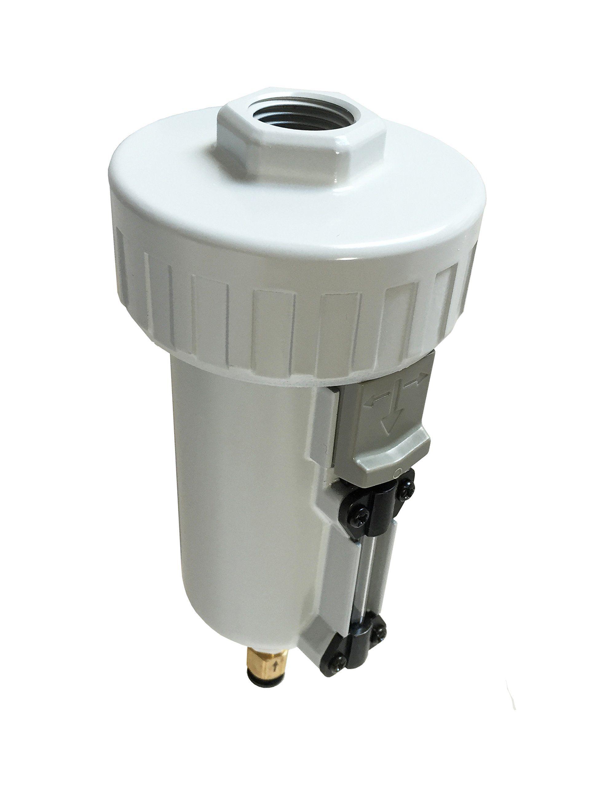 PneumaticPlus SAD402N04DMEP Compressed Air External Water