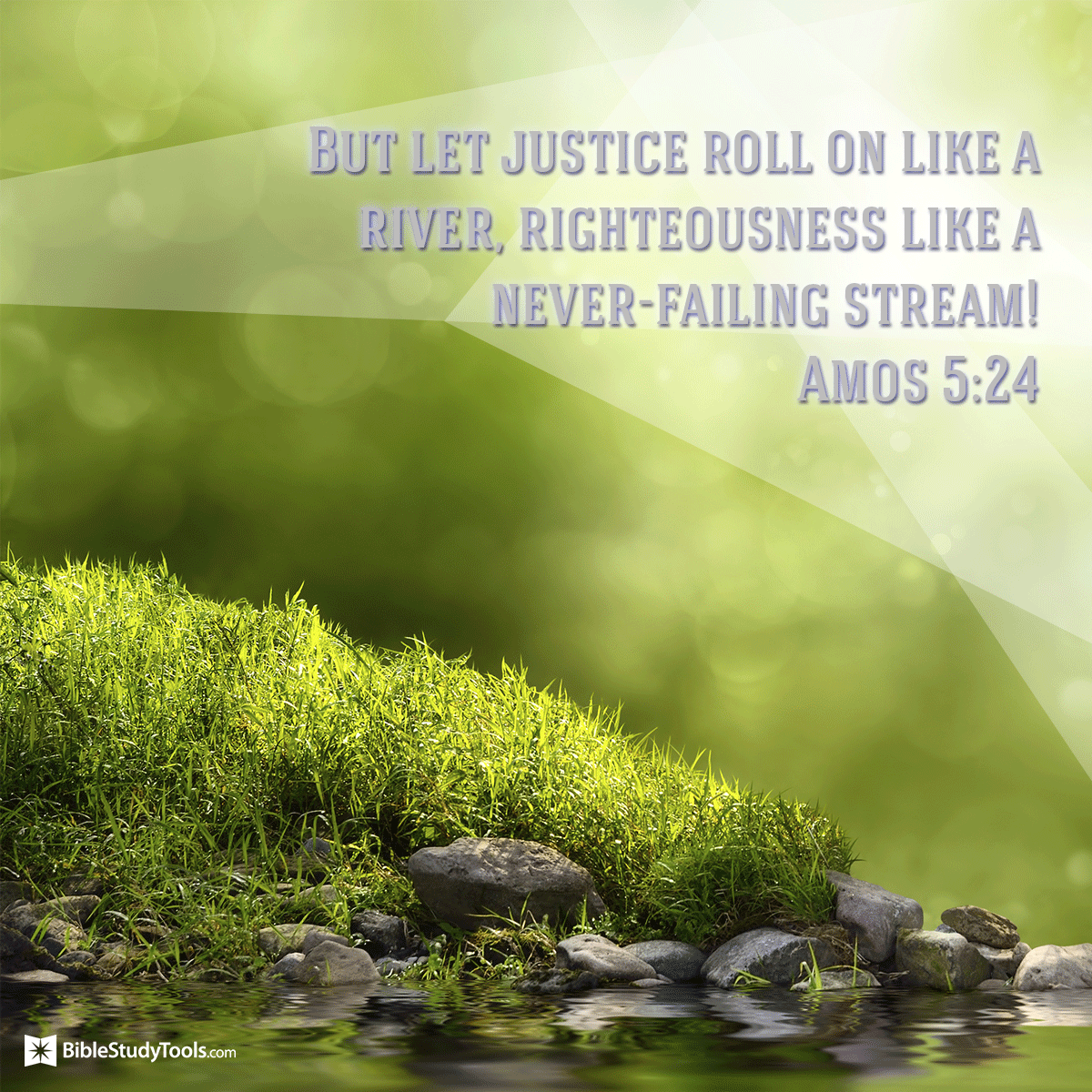 Justice And Righteousness God Is For Me For God So Loved The World Faith In God