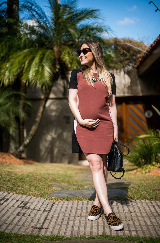 be30faac45d466 Look da Lu: militar!   Get Inspired! Maternity Fashion Lookbook ...