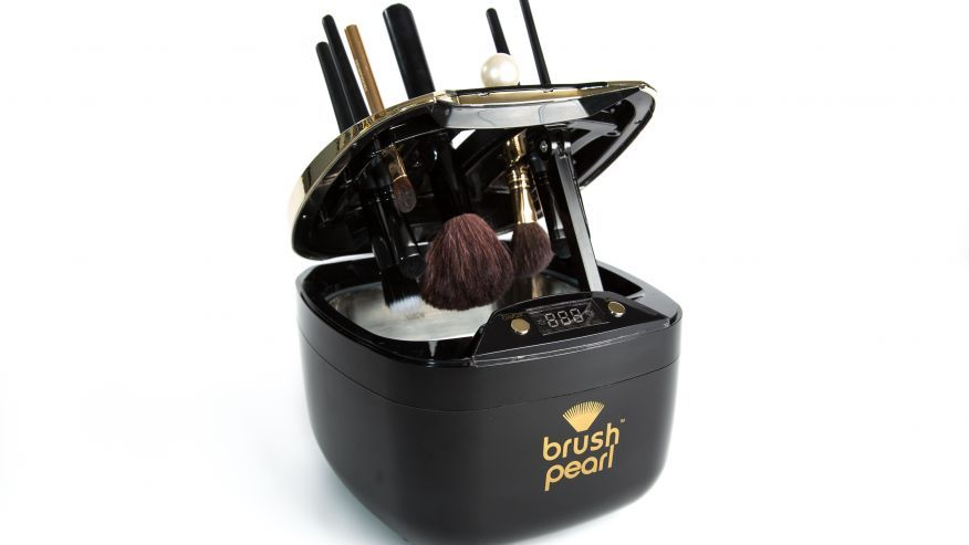 stylpro makeup brush cleaner instructions