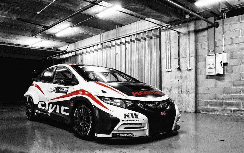 Honda Racing Wtcc Wwwwwoooowwwww Pinterest Honda
