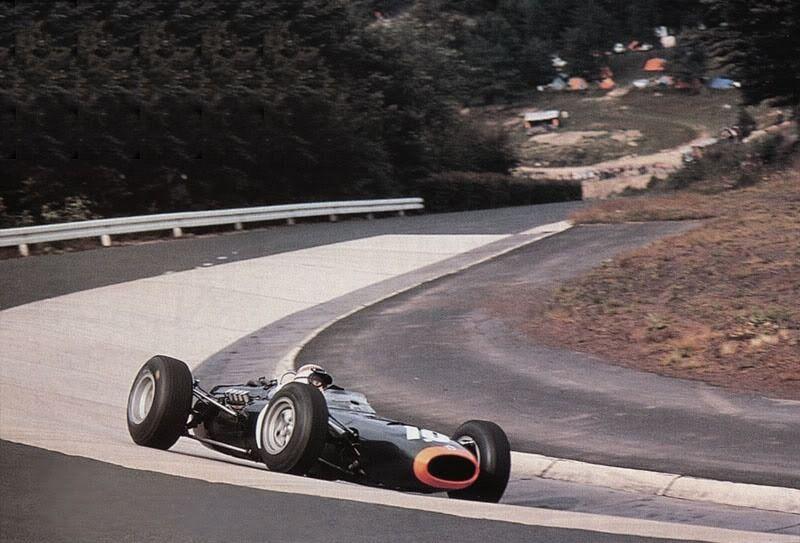 Motorsports archives Jackie Stewart German GP 1965