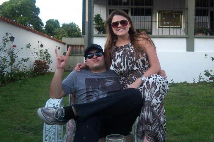 Saúl y Andrea