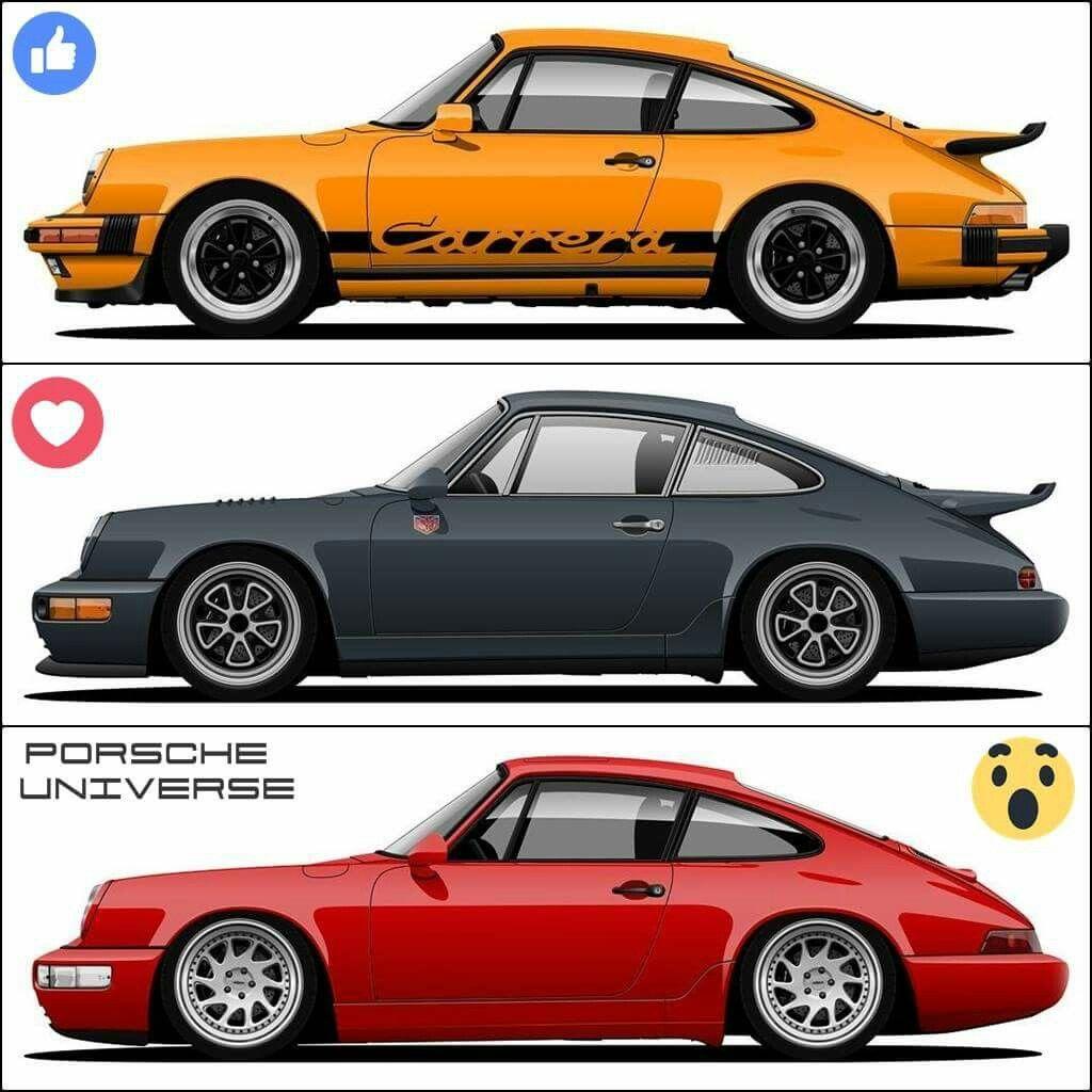 Porsche 911 Classic: Pin By Scott Gies On Porsche's
