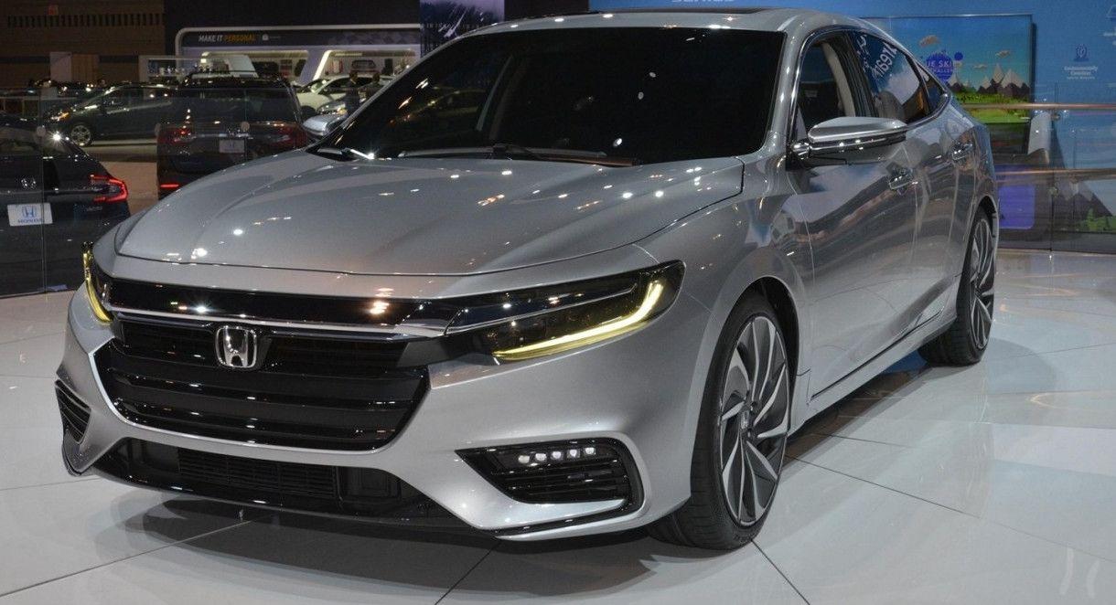 Honda Insight 2020 Review Price In 2020 Honda Insight Honda Accord Honda