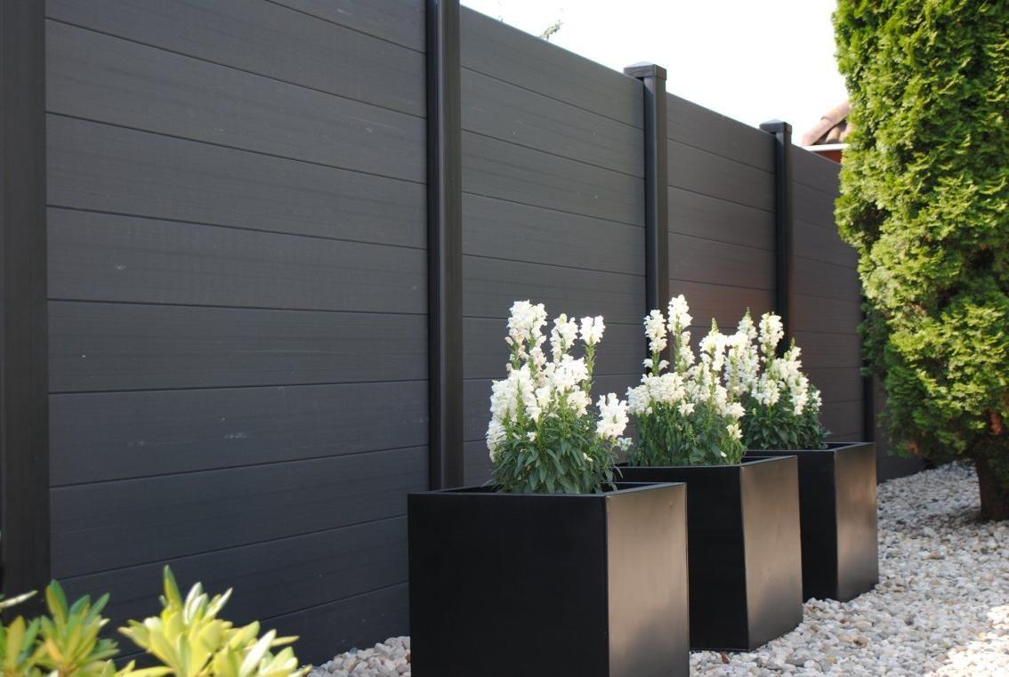 Schutting flora pinterest schutting tuin en tuinen for Schutting tuin