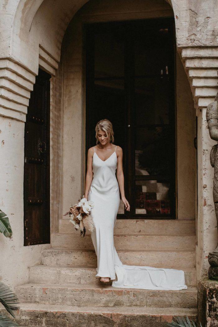 Summer Gown | Silk Wedding Dress | Grace Loves Lace 5
