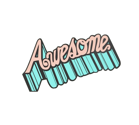 If you could use one word to describe yourself what would it be?: Awesome
