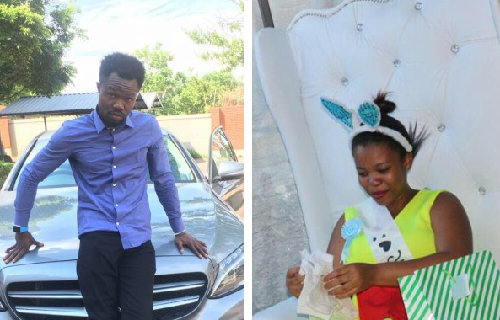 Photos: Nigerian Man To Sue South African Girlfriend & Family After Spending N2.5m On Baby That Is Not His