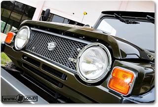 """Modification Car Daihatsu Taft F50 """"Rape"""" in 1980 - Car Modification Trends"""