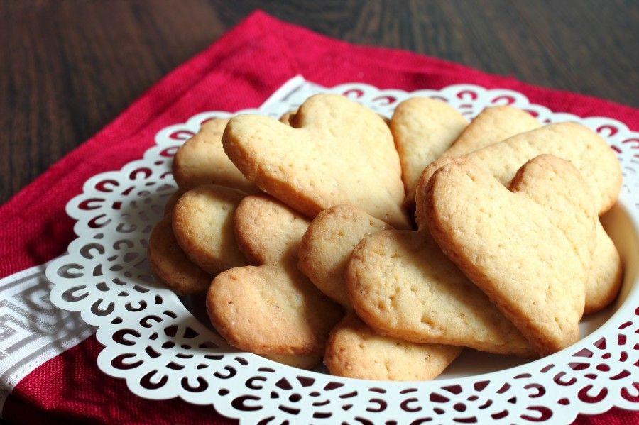 песочное печенье на молоке рецепт с фото его будем
