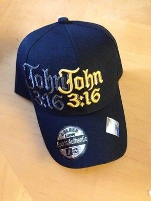 mens christian baseball caps john cap black embroidered cheap