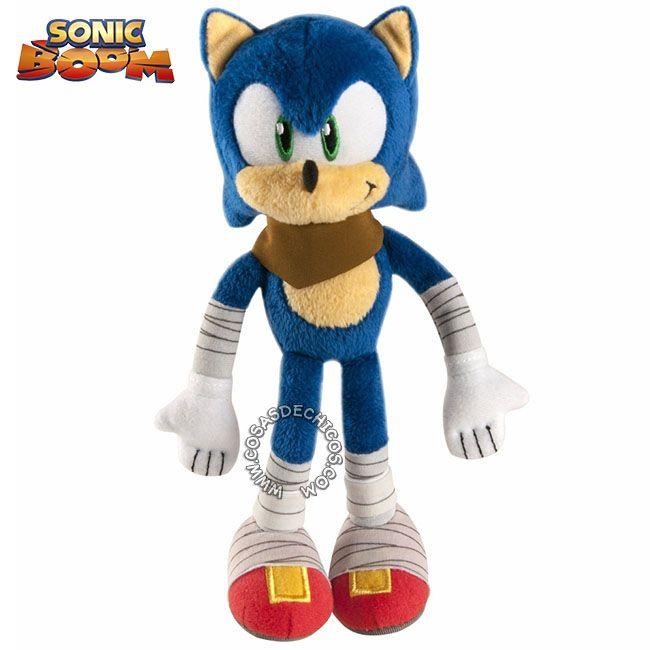 Sonic Peluche Sonic Sonic Peluche Peluche De BoomJuguetes De BoomJuguetes De BoomJuguetes Peluche Sonic 0X8knPwONZ