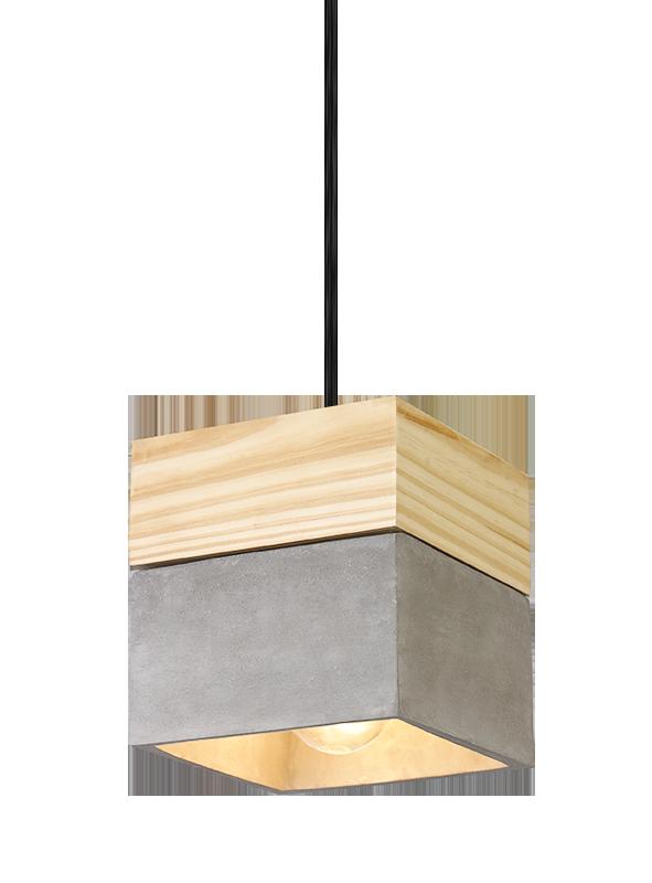 suspension b ton bois lumi res pinterest luminaire ext rieur luminaire suspendu et deco. Black Bedroom Furniture Sets. Home Design Ideas