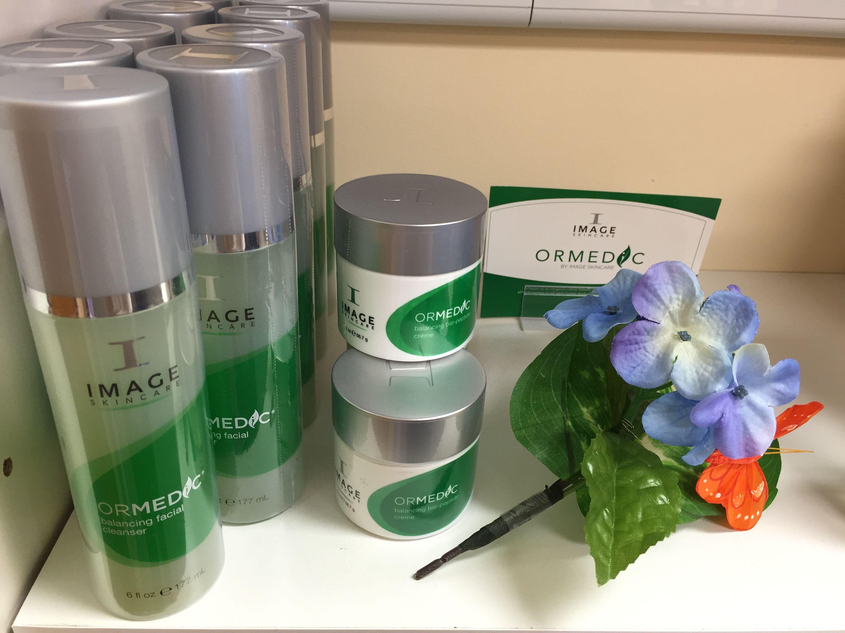 Image Ormedic Balancing Facial Cleanser 6 Oz 2800 Ormedic