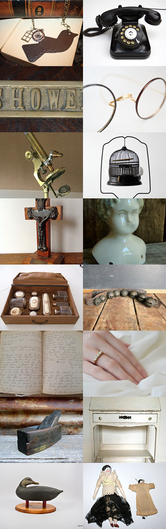 Antique by Elinor Levin on Etsy--Pinned with TreasuryPin.com