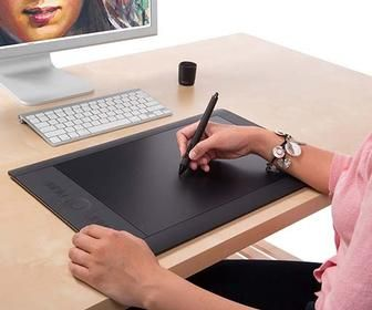 How to set up a Wacom tablet for Photoshop | Graphics
