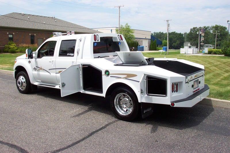 Hotshot hauler | Hotshot hauler | Pinterest | Welding beds ...