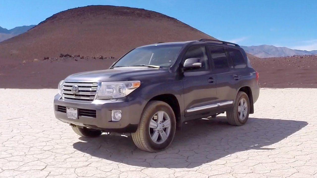 2015 Toyota Land Cruiser Review - Kelley Blue Book