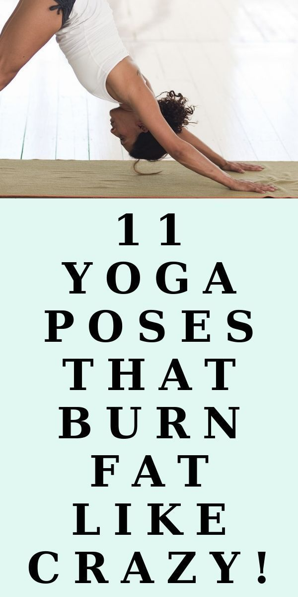 Yoga For Weight Loss : 11 Poses That Destroy Fat -   14 fitness Equipment  and yoga poses ideas