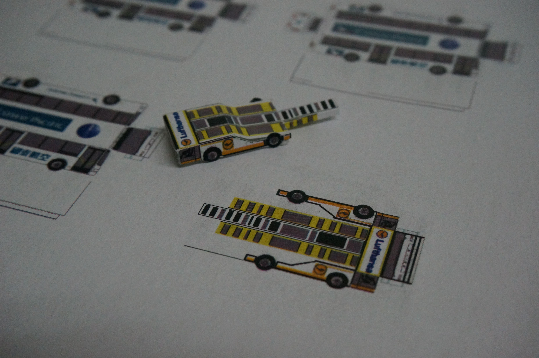 Home made aircraft tug (Lufthansa Airlines) Homemade, Models, Aircraft, Laptop,