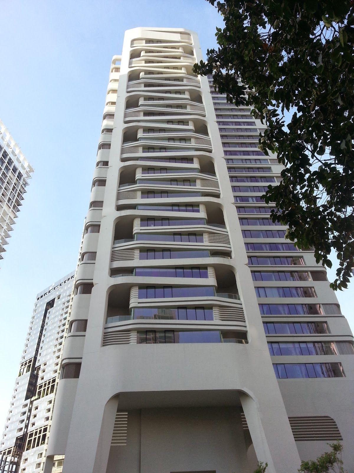 ardmore residence unstudio singapore condo pinterest