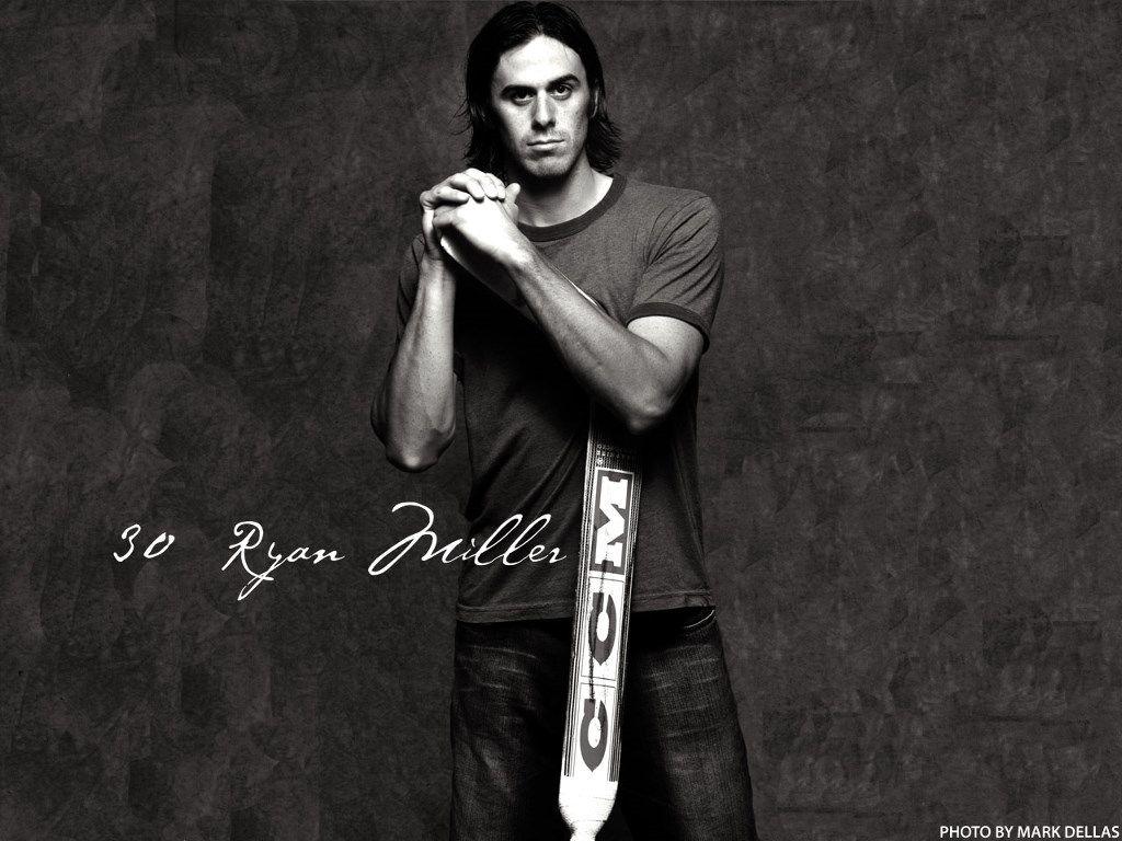 Ryan Miller. Our current goalie.