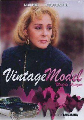 Modelo antiguo-Raúl Araiza-1992