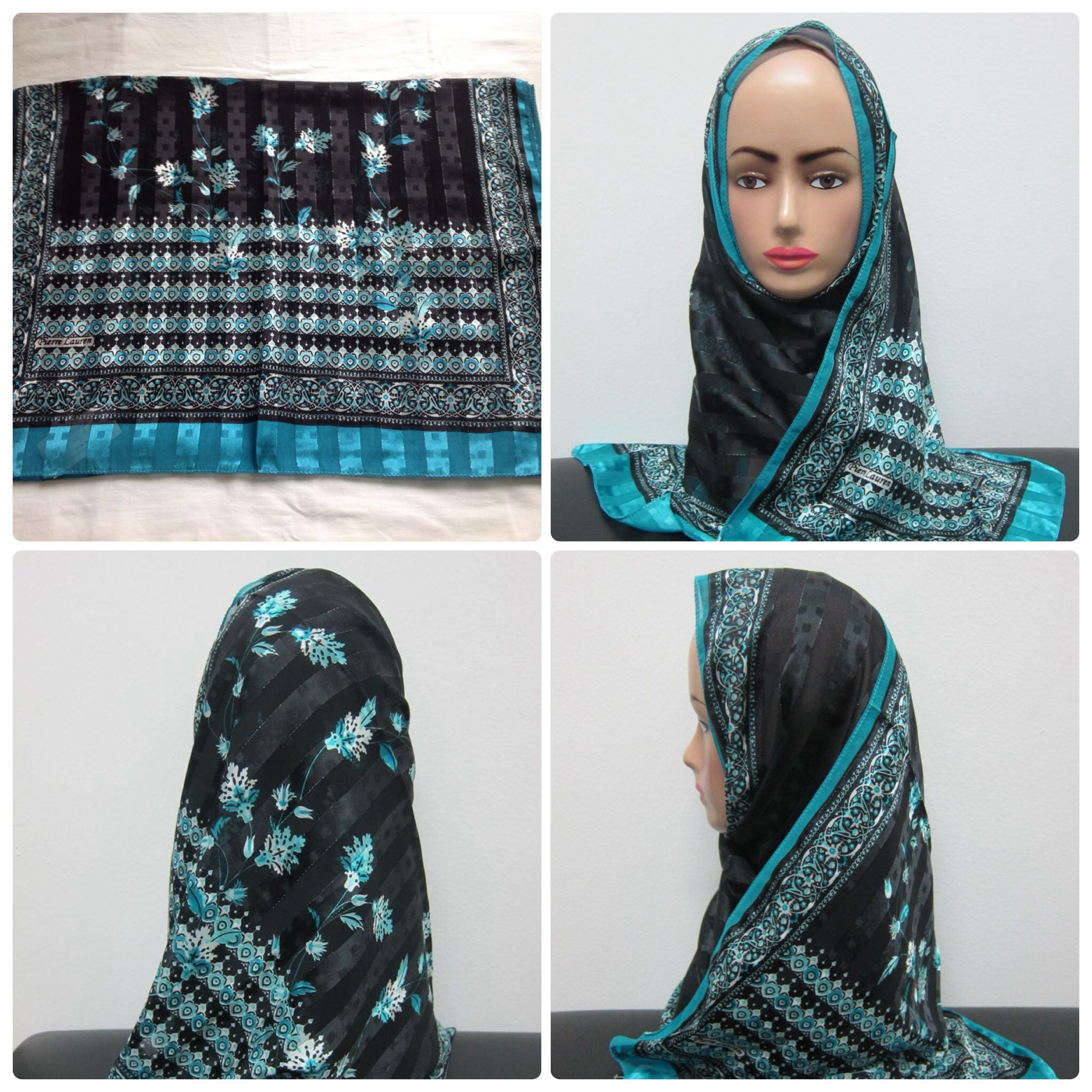 Code: D13 Light Blue Size: 156x53cm Material: Polyester Made in Turkey Price: RM50 Order: whatsapp 0176655520 email sales.hijabski@gmail.com