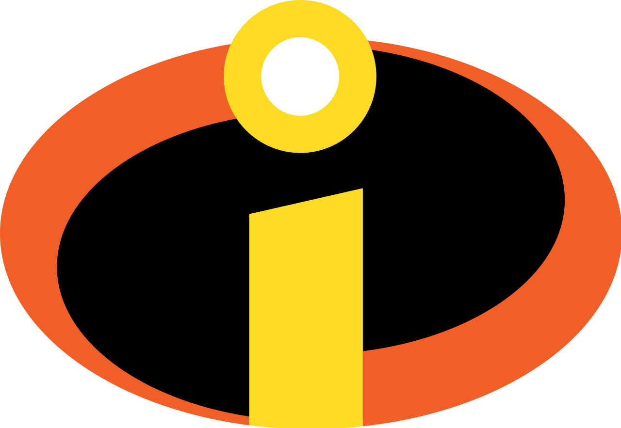 The Real Incredible Imgur Incredibles Logo The Incredibles Incredibles Birthday Party