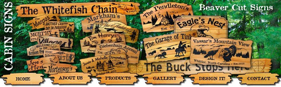 Wood Cabin Signs   Custom Carved   CARVED WOOD SIGNS | Personalized U0026 Custom