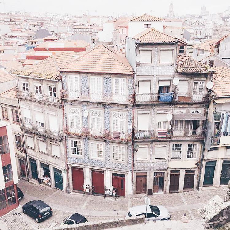 Porto, Portugal  (viagem/intercâmbio)