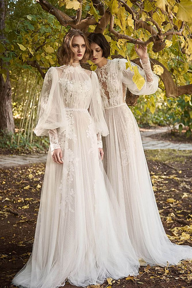 24 Amazing Victorian Wedding Dresses | Wedding Forward – Gelinlikler