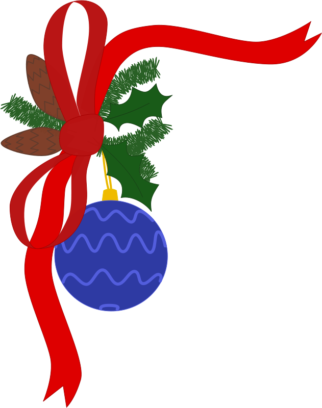 Free Clipart: Christmas decoration | Holidays