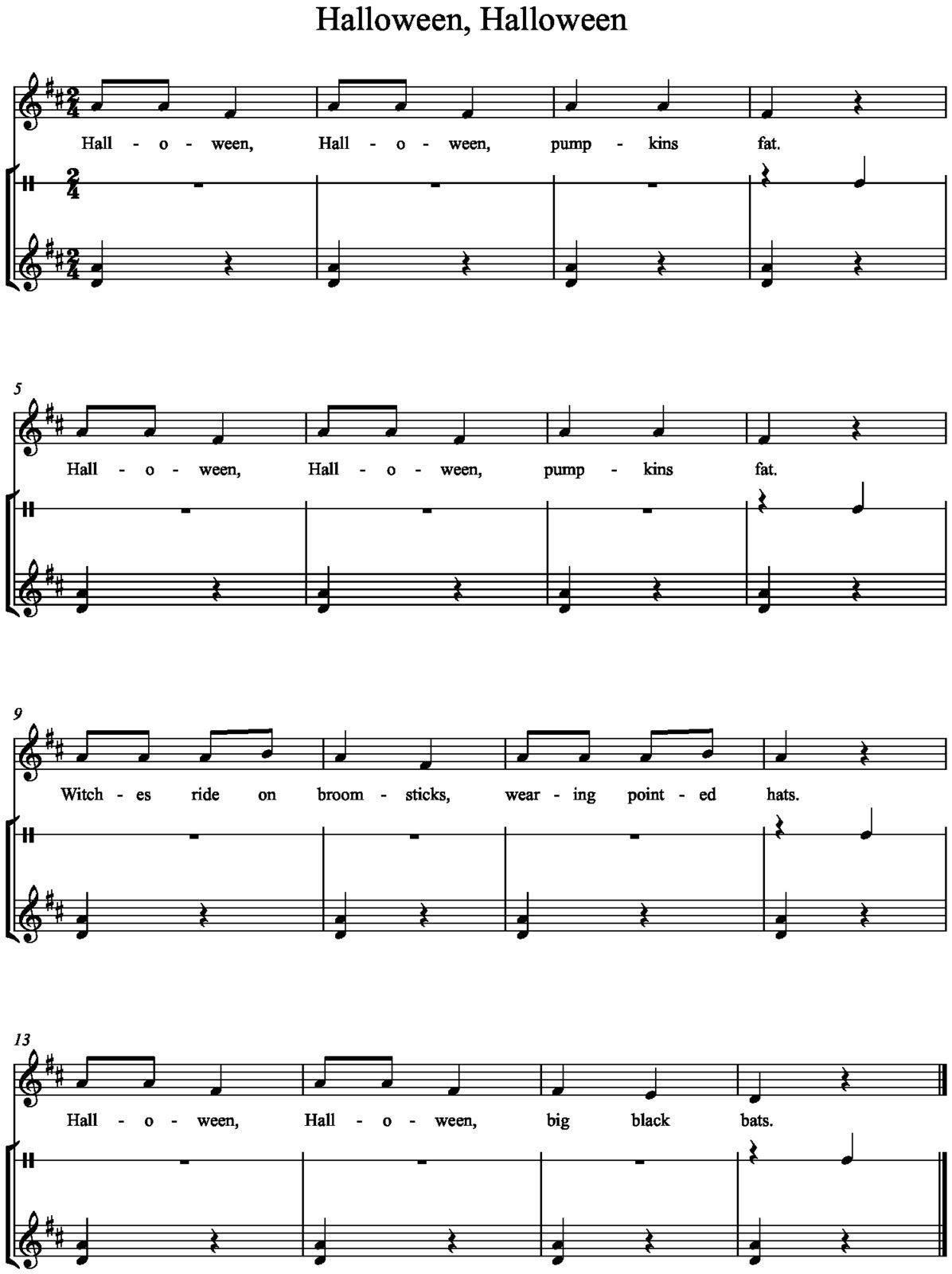 Music A La Abbott