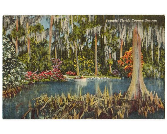 Where Is Cypress Gardens Located In Florida