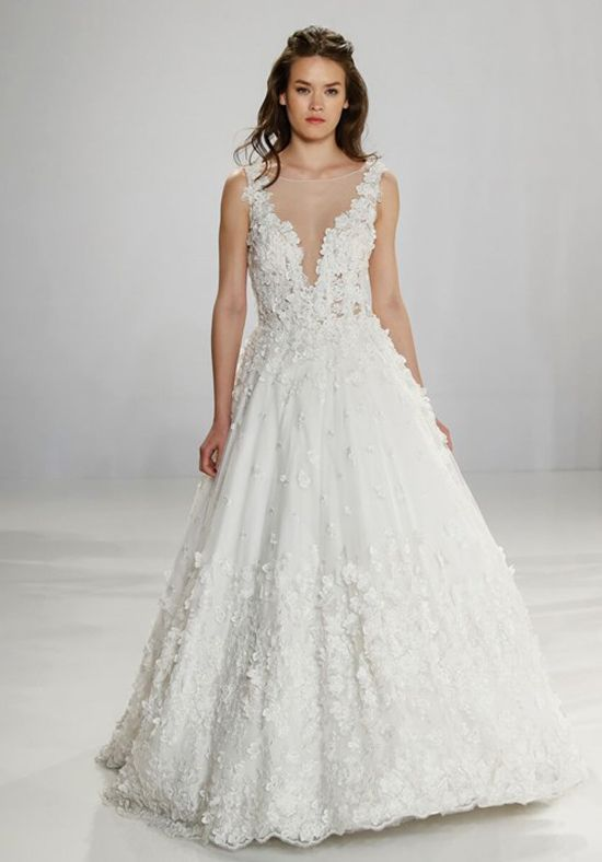 Tony Ward for Kleinfeld | Wedding gowns | Pinterest | Kleinfeld ...