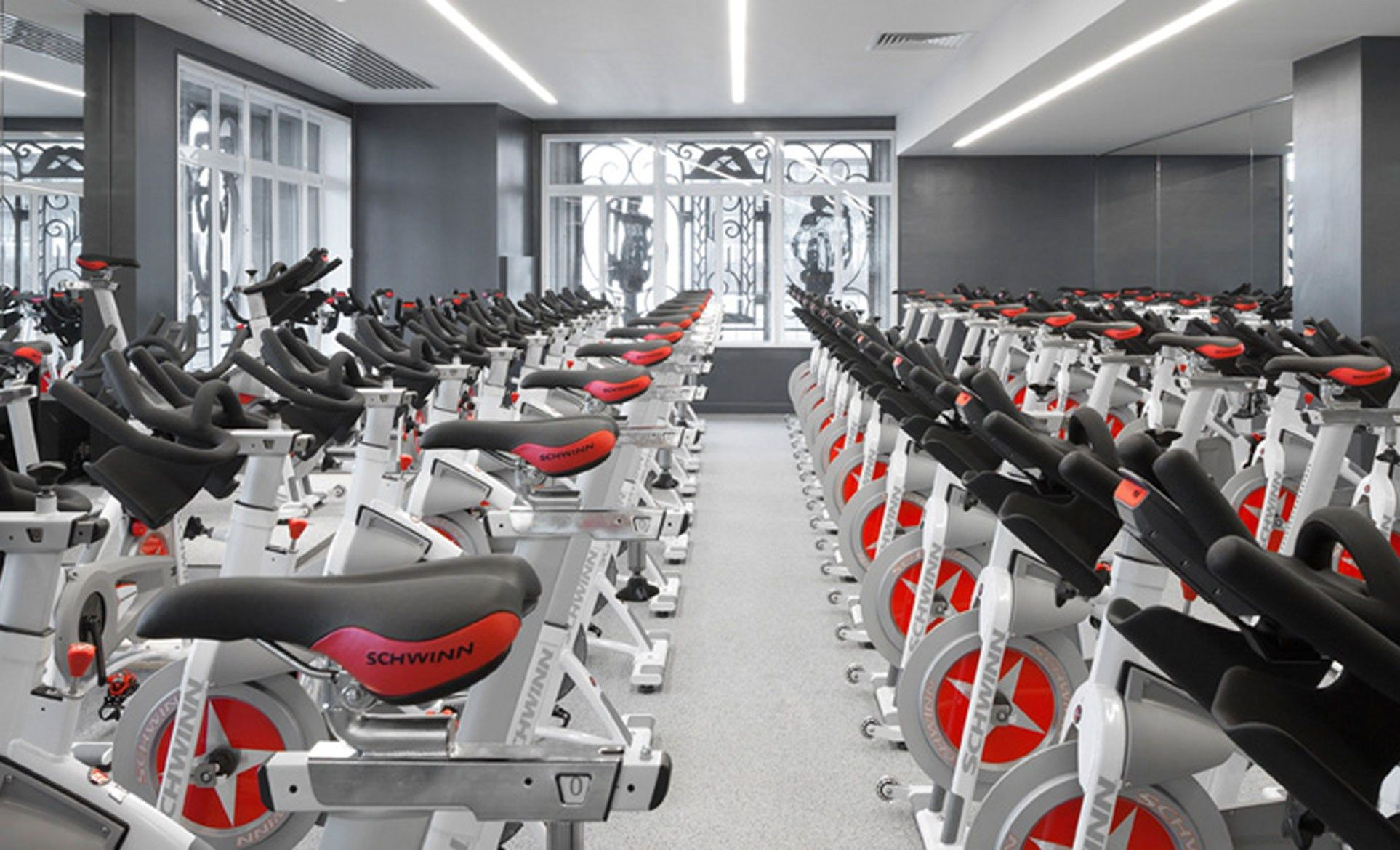 Among Fitness Clubs In London, Equinox Kensington Is A Visually