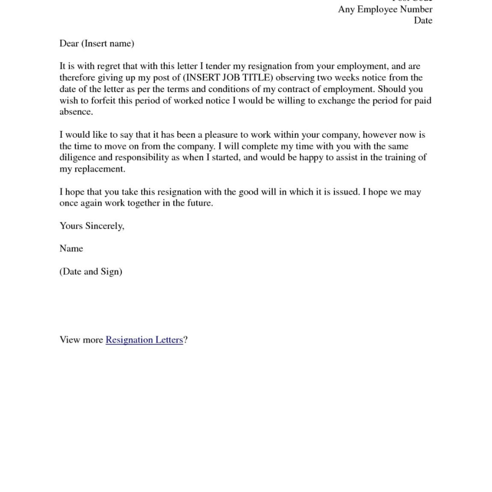 015 week notice letter template best leaving job inside 2 resume to edit objective put on a sales representative skills