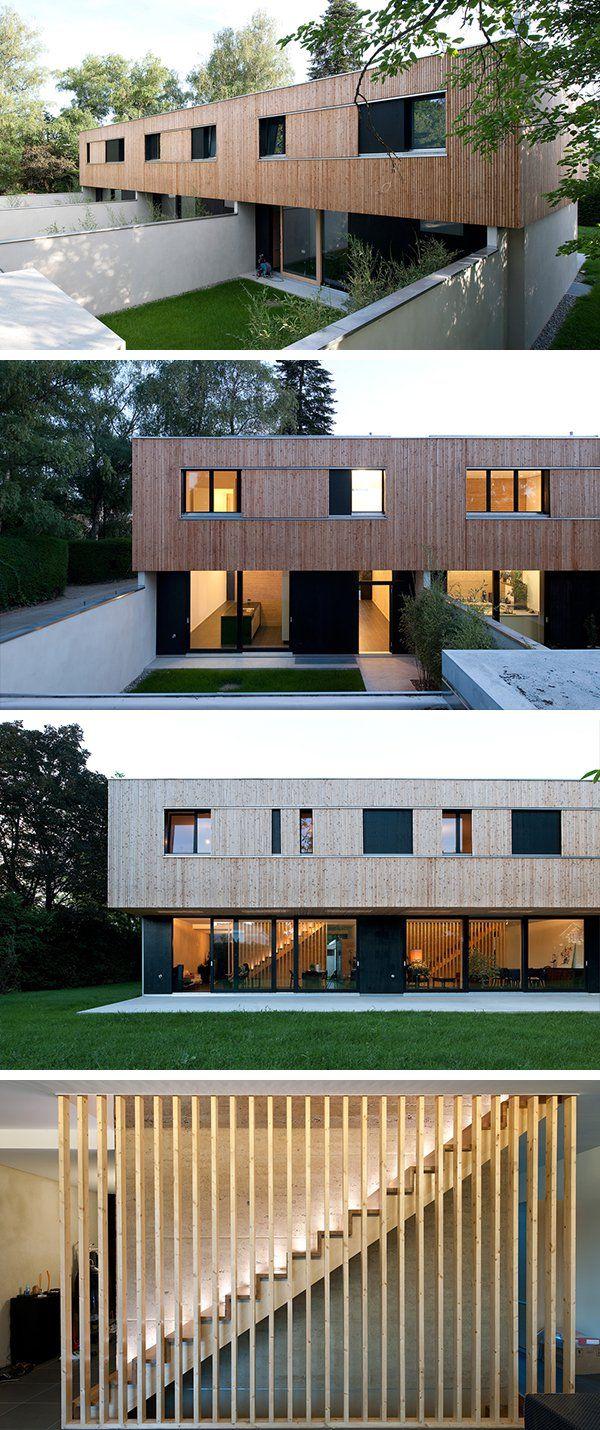 Villas Jonc By Christian Von During In Grand Saconnex Switzerland Luxury Hotels Interior Villa Architecture